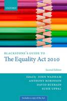 Blackstone's Guide to the Equality ...