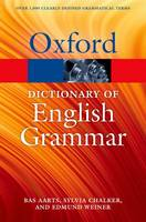 The Oxford Dictionary of English Grammar