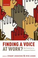 Finding a Voice at Work?: New...