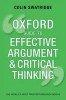 Oxford Guide to Effective Argument ...