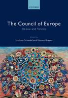 The Council of Europe: Its Laws and...