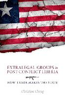 Extralegal Groups in Post-Conflict...
