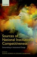 Sources of National Institutional...