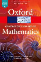 The Concise Oxford Dictionary of...