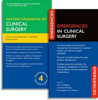 Oxford Handbook of Clinical Surgery...