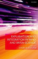 Explanation and Integration in Mind...