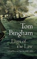 Lives of the Law: Selected Essays and...