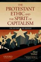 The Protestant Ethic and the Spirit ...