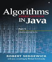 Algorithms in Java: Pt.5: Graph...
