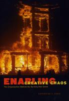 Enabling Creative Chaos: The...