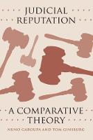 Judicial Reputation: A Comparative...