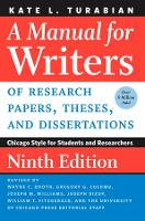 A Manual for Writers of Research...