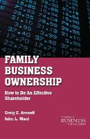 Family Business Ownership: How to be...