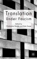 Translation Under Fascism