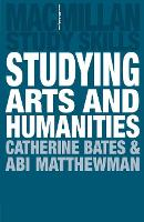 Studying Arts and Humanities