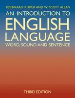 An Introduction to English Language:...