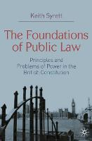 The Foundations of Public Law:...