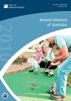 Annual Abstract of Statistics: 2010