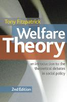 Welfare Theory: An Introduction to ...