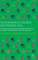 Sustainable Global Outsourcing:...