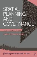 Spatial Planning and Governance:...