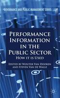Performance Information in the Public...