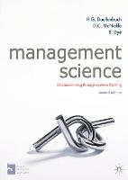 Management Science: Decision-Making...