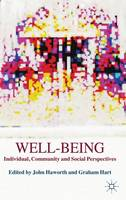 Well-Being: Individual, Community and...