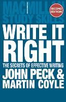 Write it Right: The Secrets of...