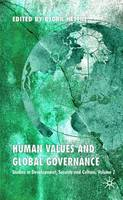 Human Values and Global Governance:...