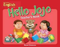 Hello JoJo: Teacher's Book