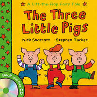 Lift-the-flap Fairy Tales: The Three...