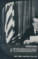 Richard Nixon: A Psychobiography