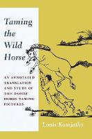 Taming the Wild Horse: An Annotated...