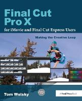 Final Cut Pro X for iMovie and Final...