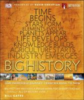 Big History: Our Incredible Journey,...