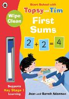 Wipe-Clean First Sums: Start School...