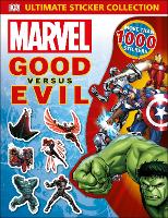 Marvel Good vs Evil Ultimate Sticker...