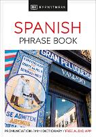Eyewitness Spanish phrase book