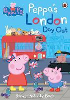 Peppa's London Day Out Sticker...