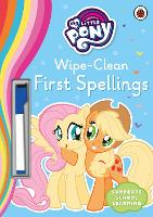 My Little Pony - Wipe-Clean First...