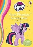 My Little Pony First Phonics Activity...