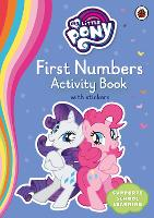 My Little Pony First Numbers Activity...