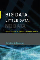 Big Data, Little Data, No Data:...