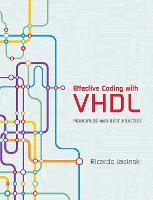 Effective Coding with VHDL: ...