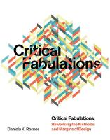 Critical Fabulations: Reworking the...