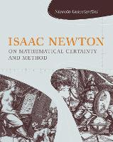 Isaac Newton on Mathematical ...