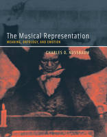 The Musical Representation: Meaning,...