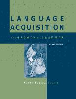 Language Acquisition: The Growth of...