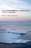 The Environmental Humanities: A...